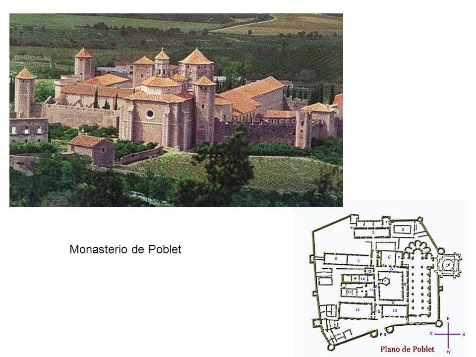 Catedral de Palma de Mallorca. Interior y sección transversal