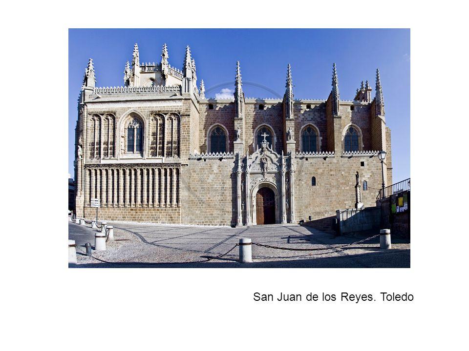 San Juan de los Reyes. Toledo