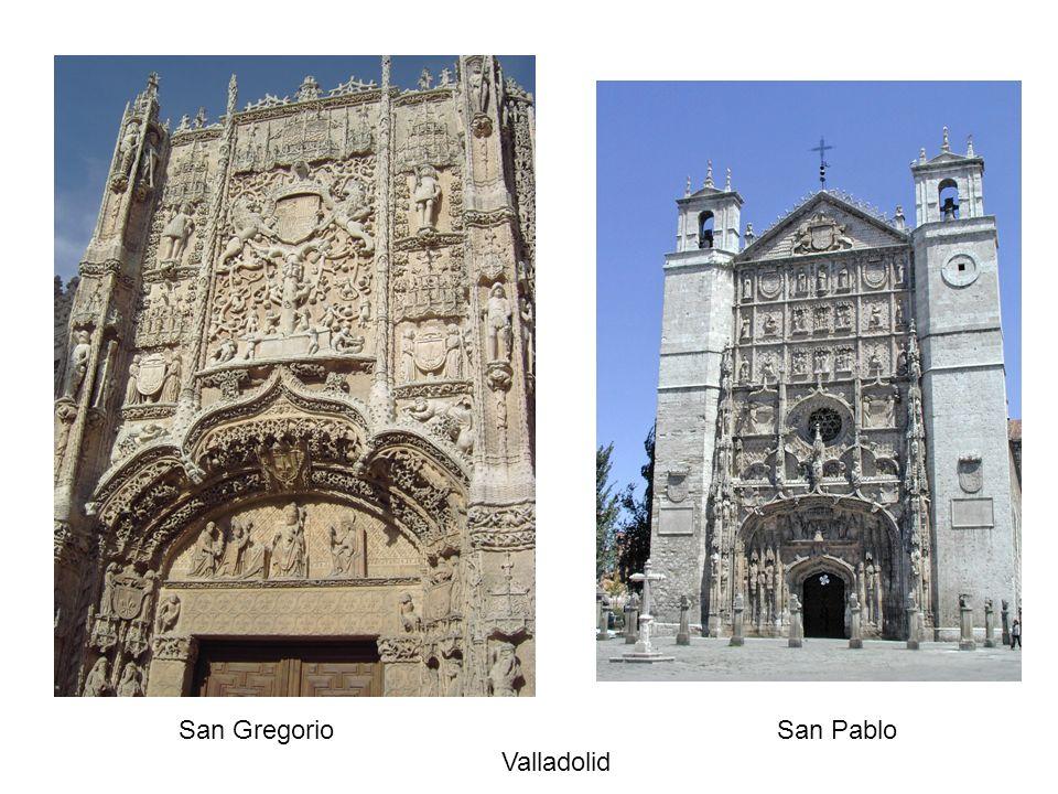 San Gregorio San Pablo Valladolid