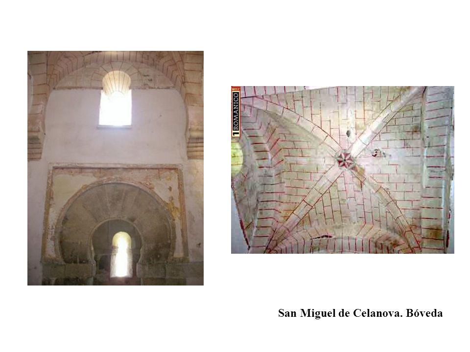 San Miguel de Celanova. Bóveda