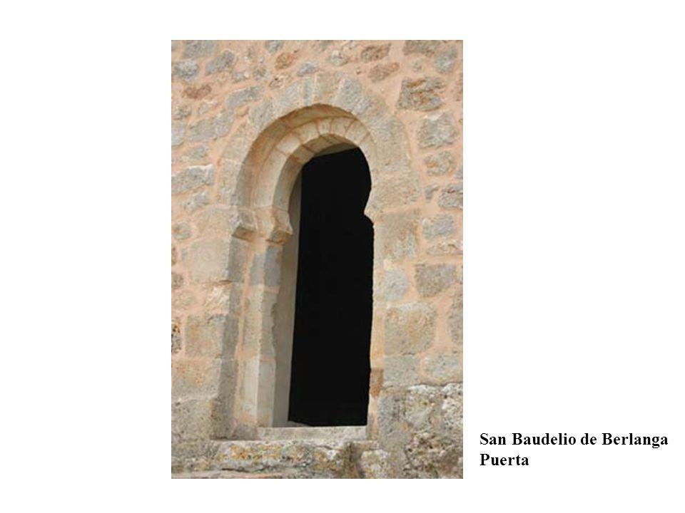 San Baudelio de Berlanga Puerta