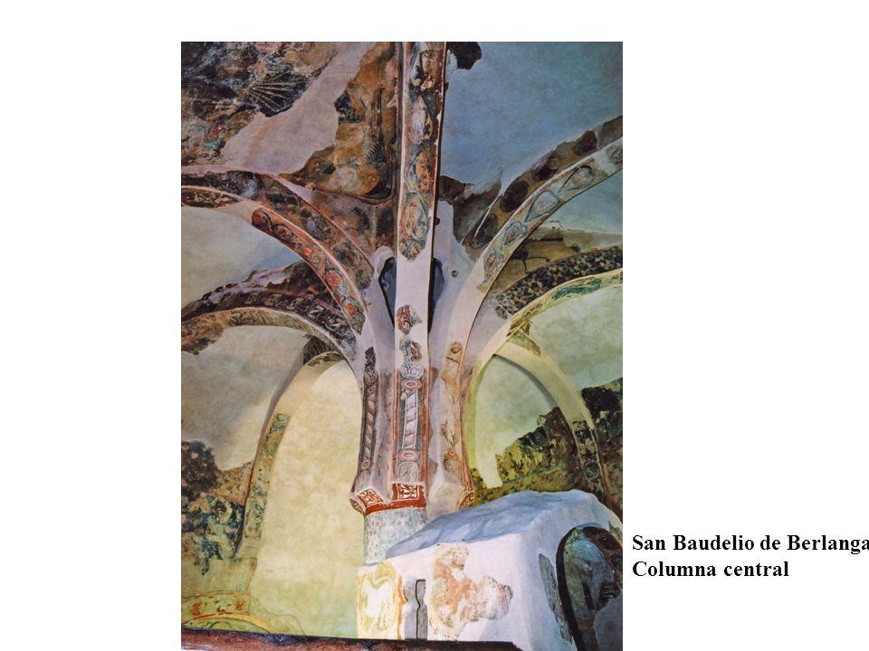 San Baudelio de Berlanga Columna central