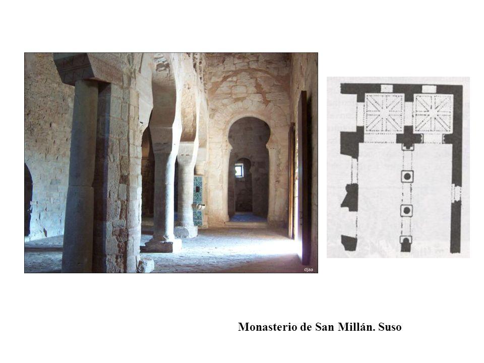 Monasterio de San Millán. Suso