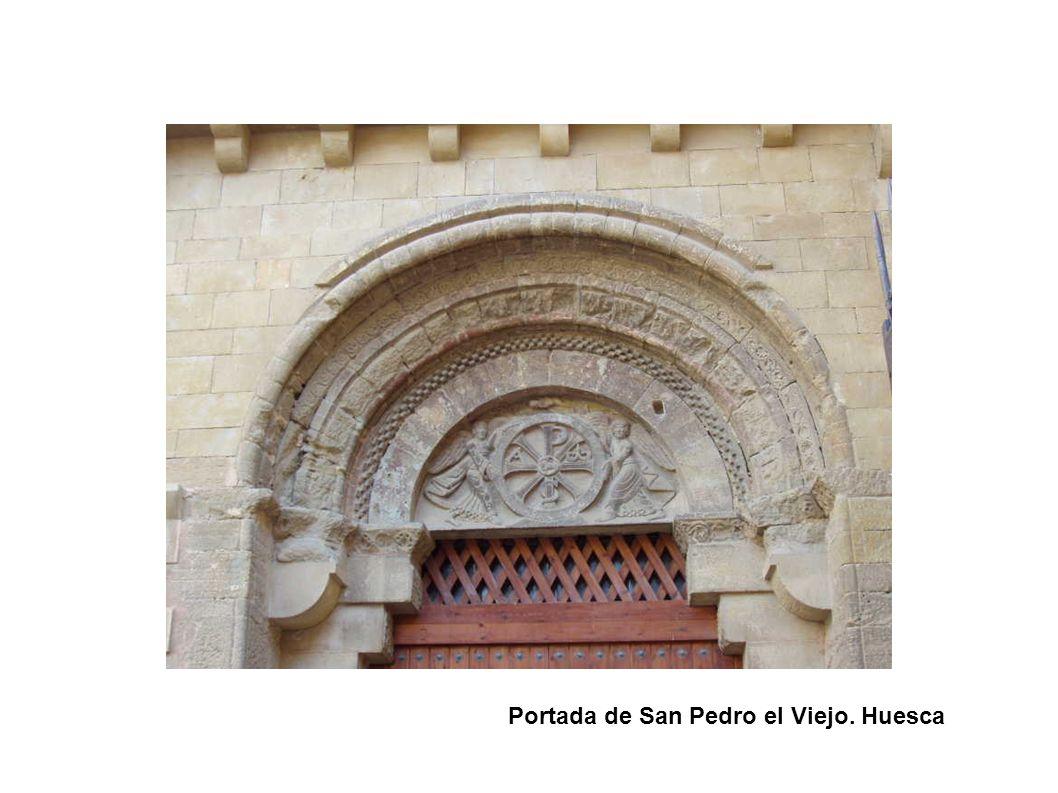 San Isidoro de León. Portada del Cordero