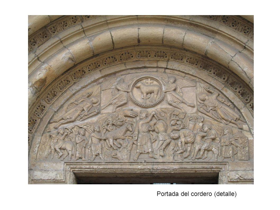 San Isidoro de León. Puerta del Perdón