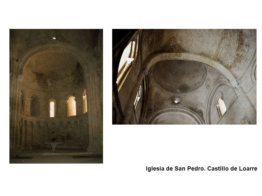 Iglesia de San Pedro. Castillo de Loarre