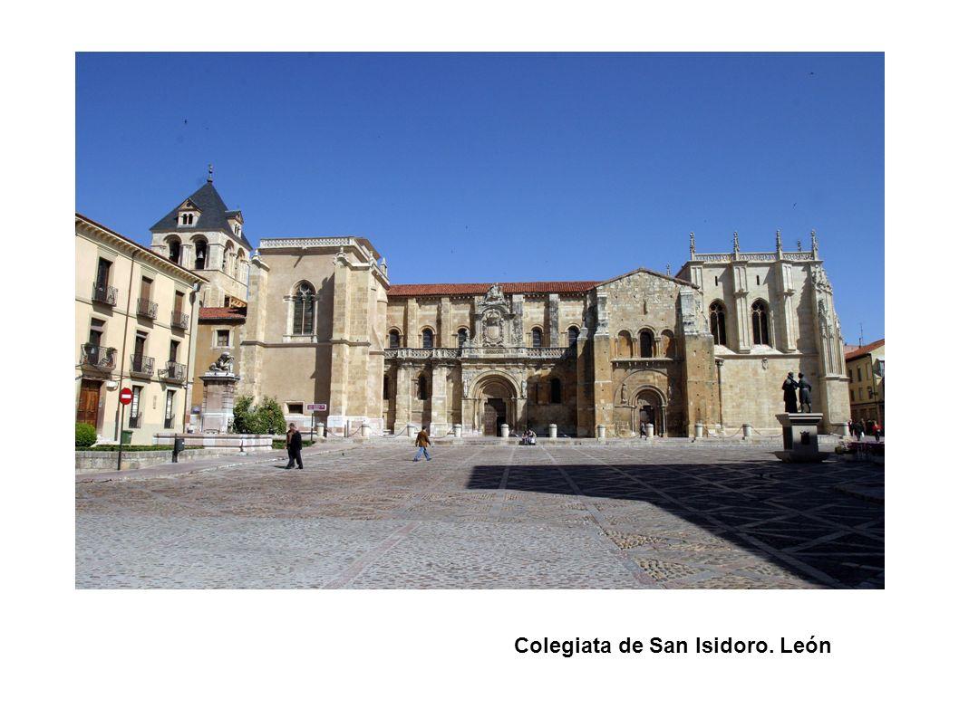Colegiata de San Isidoro. León