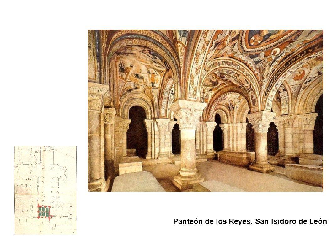Panteón de los Reyes. San Isidoro de León