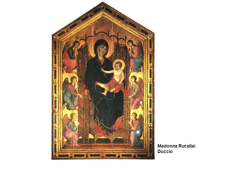 Madonna Rucellai Duccio