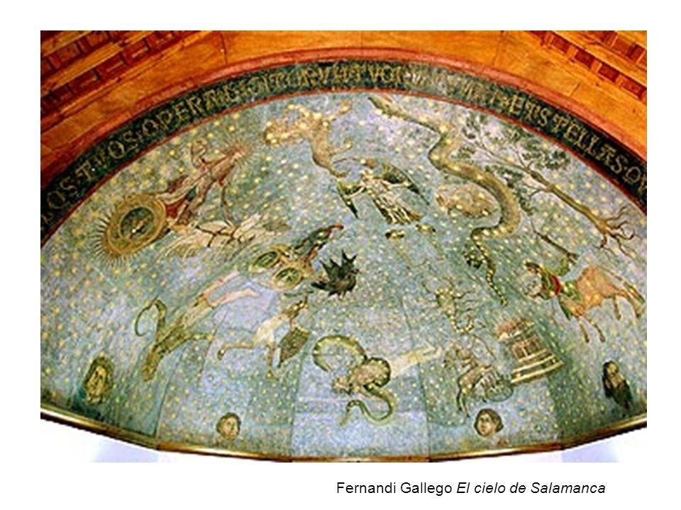 Fernandi Gallego El cielo de Salamanca