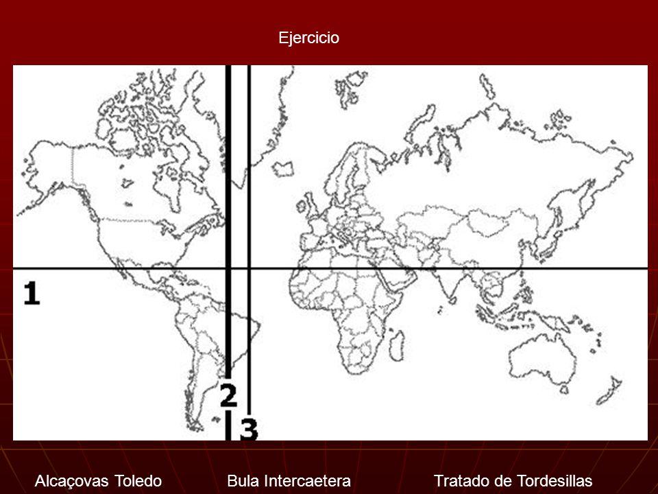 Nuevas expediciones 4 viajes de Colón despierta interés de portugueses, ingleses y franceses.