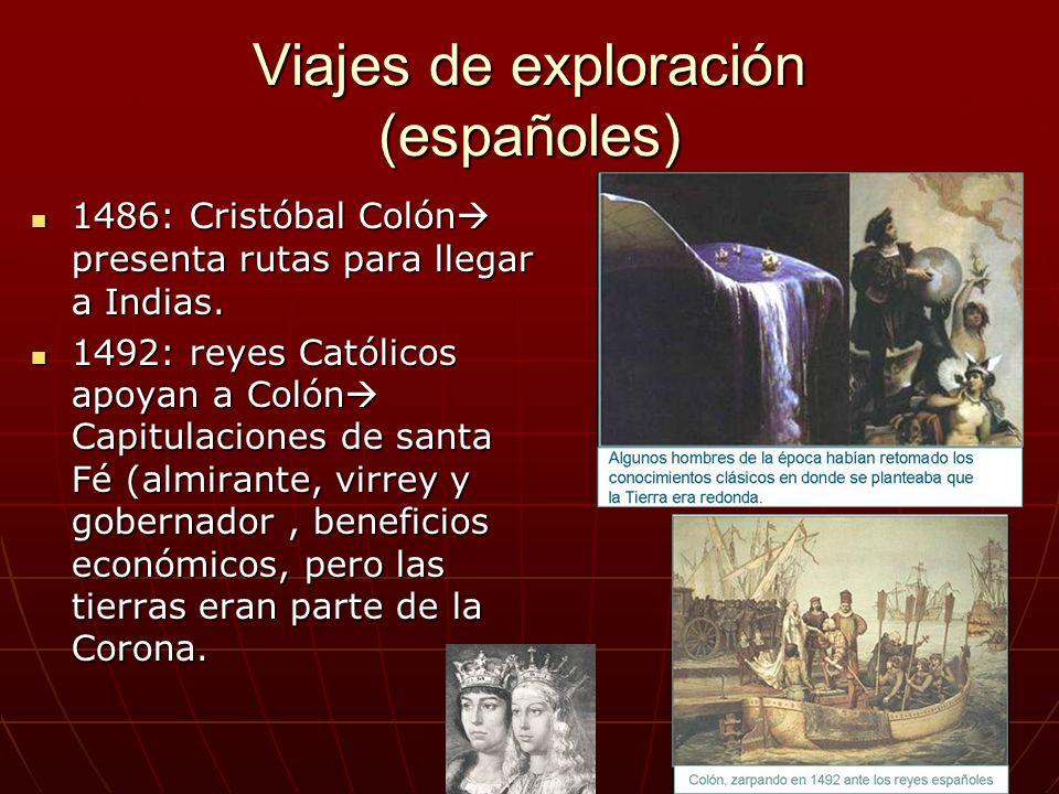 - 12 de octubre de 1492 llegan a Guanahani, lo bautiza como San Salvador