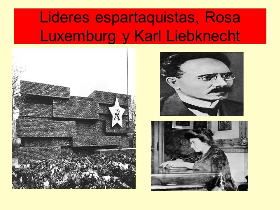 Entierro de Rosa Luxemburg