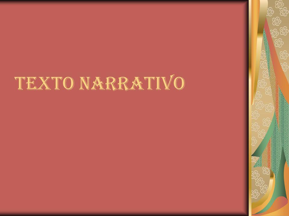 El texto narrativo es aquel en el que se cuentan unos sucesos, reales o imaginarios, que les ocurren a unos personajes en un espacio y en un tiempo determinados.