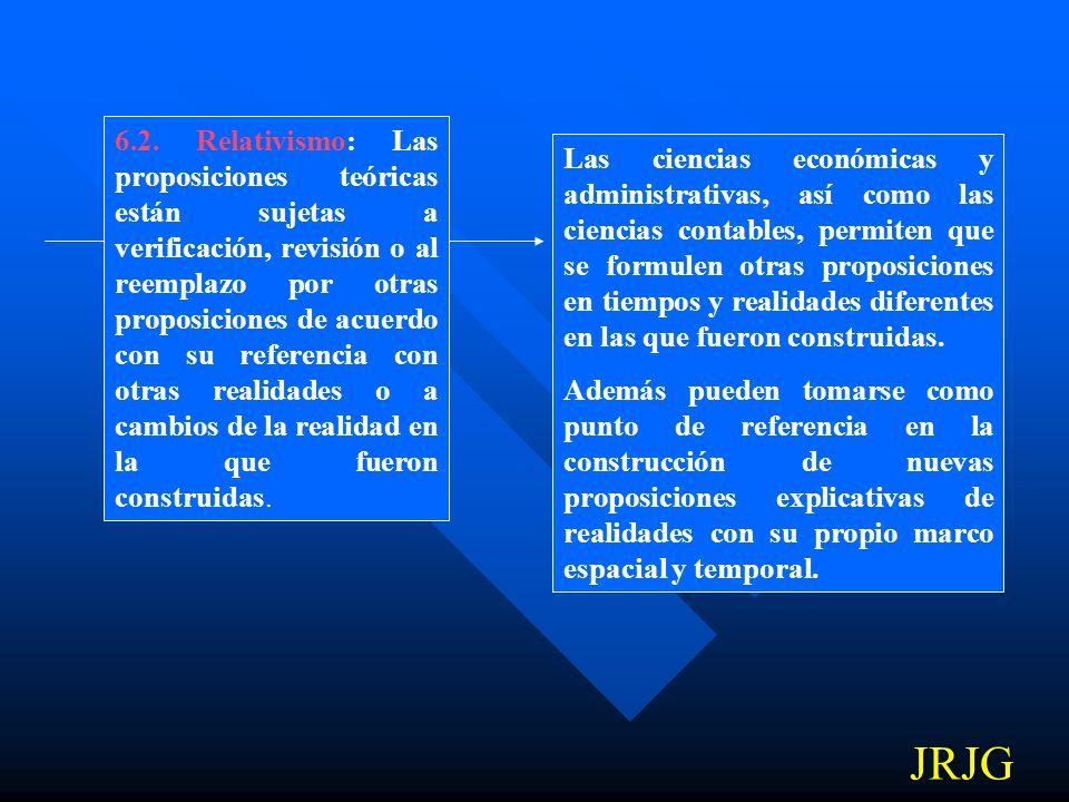 Planteamiento de hipótesis. Las ciencias económicas y administrativas, así como las ciencias contables, aceptan la contrastación o la verificación de