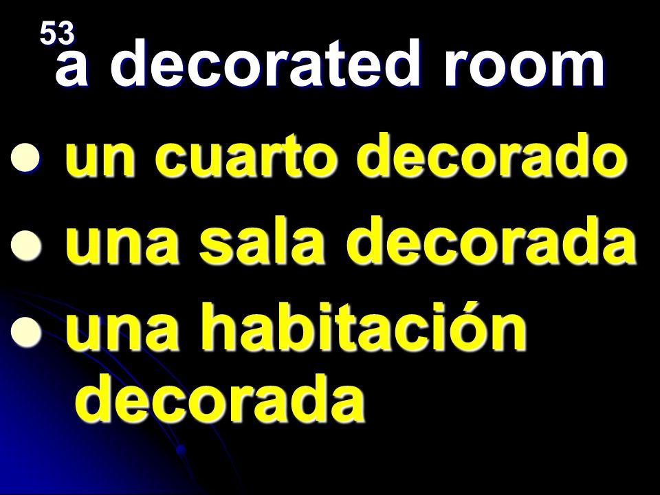 a decorated room u un cuarto decorado na sala decorada na habitación decorada 53