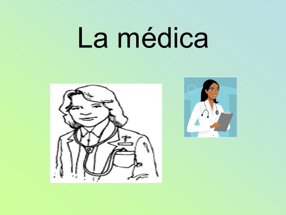 La médica