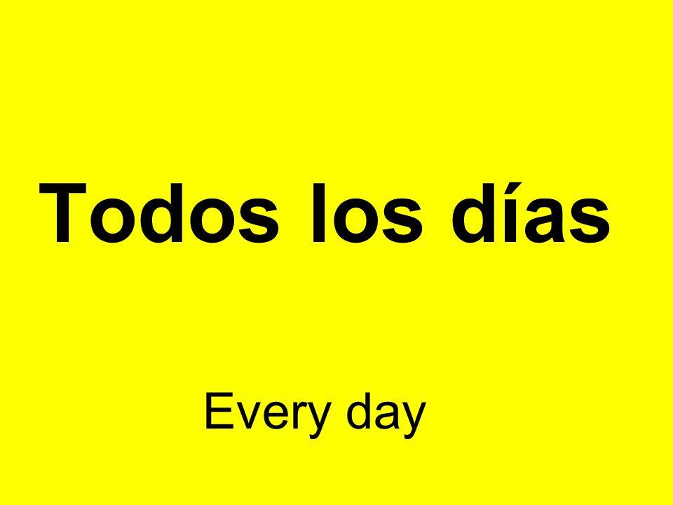 siempre always