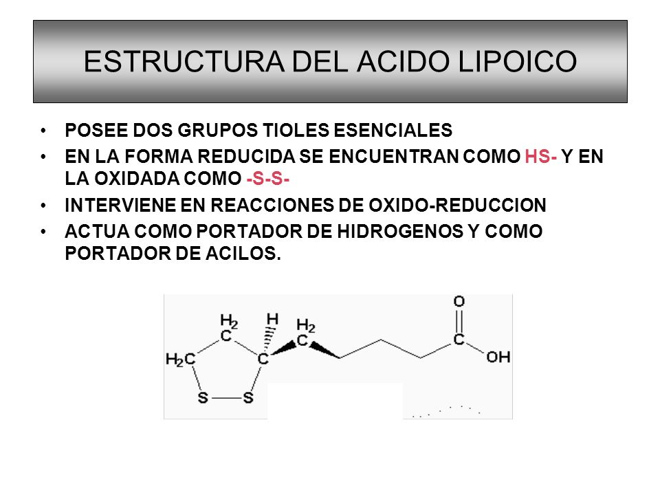 REACCIONES DE LA FASE OXIDATIVA Glucosa-6-fosfato 6-fosfogluconolactona Glucosa-6-fosfato deshidrogenasa NADP + NADPH + H + CO 2 6-fosfogluconato 6-fosfogluconato deshidrogenasa Ribulosa 5-fosfato Ribosa-5- fosfato Ribulosa-5-P isomerasa Lactonasa NADP + NADPH + H + Mg ++ Mn ++ Ca ++ Mg ++