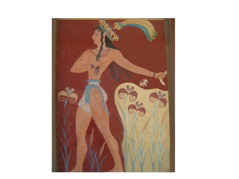 El milagro griego Cuando el artista empezó a confiar en lo que veía, tuvo lugar un verdadero terremoto.