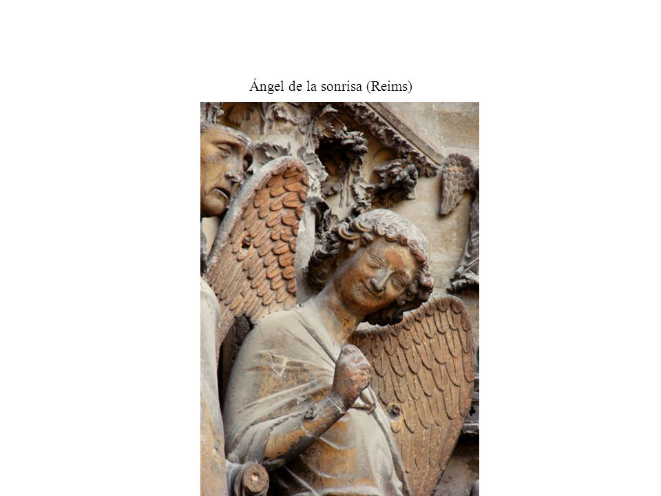 Ángel de la sonrisa (Reims)