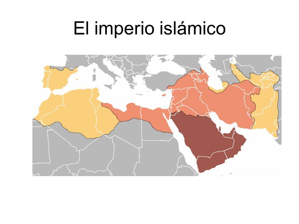 El imperio islámico