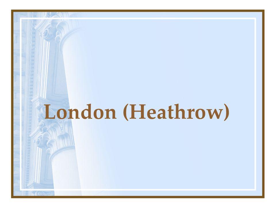 London (Heathrow)