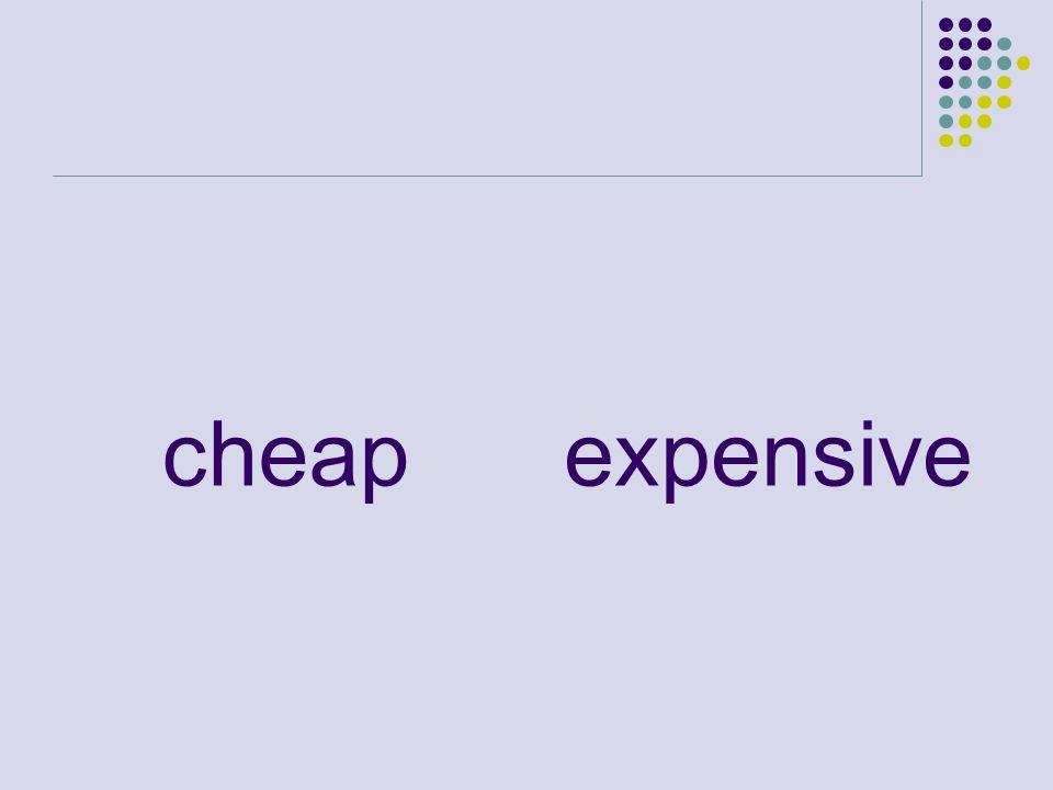 cheapexpensive