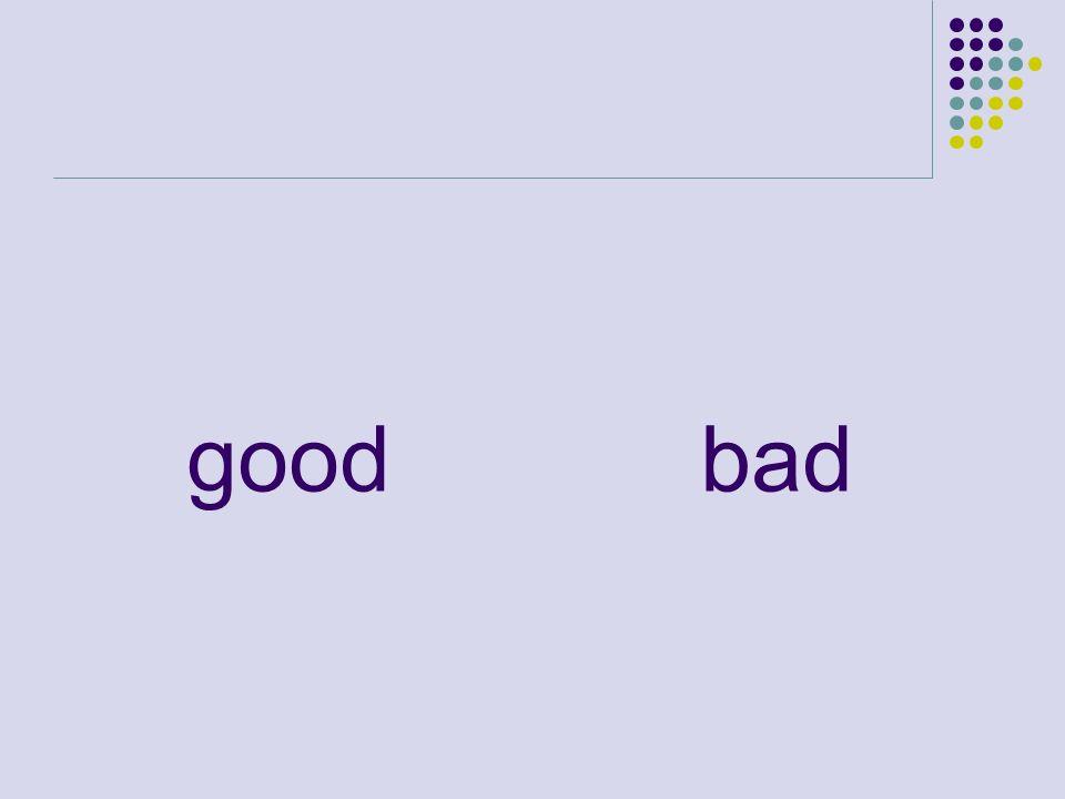 goodbad