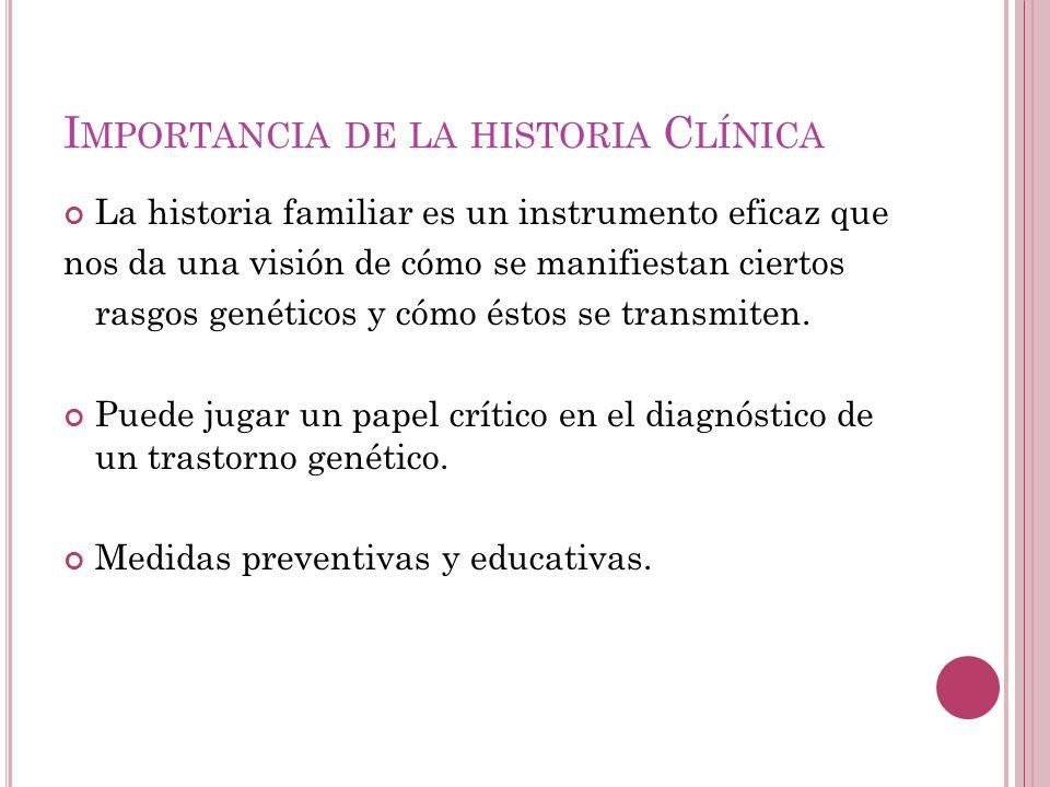 A NTECEDENTES PERSONALES NO PATOLÓGICOS Prenatales: Número de la gestación y duración.