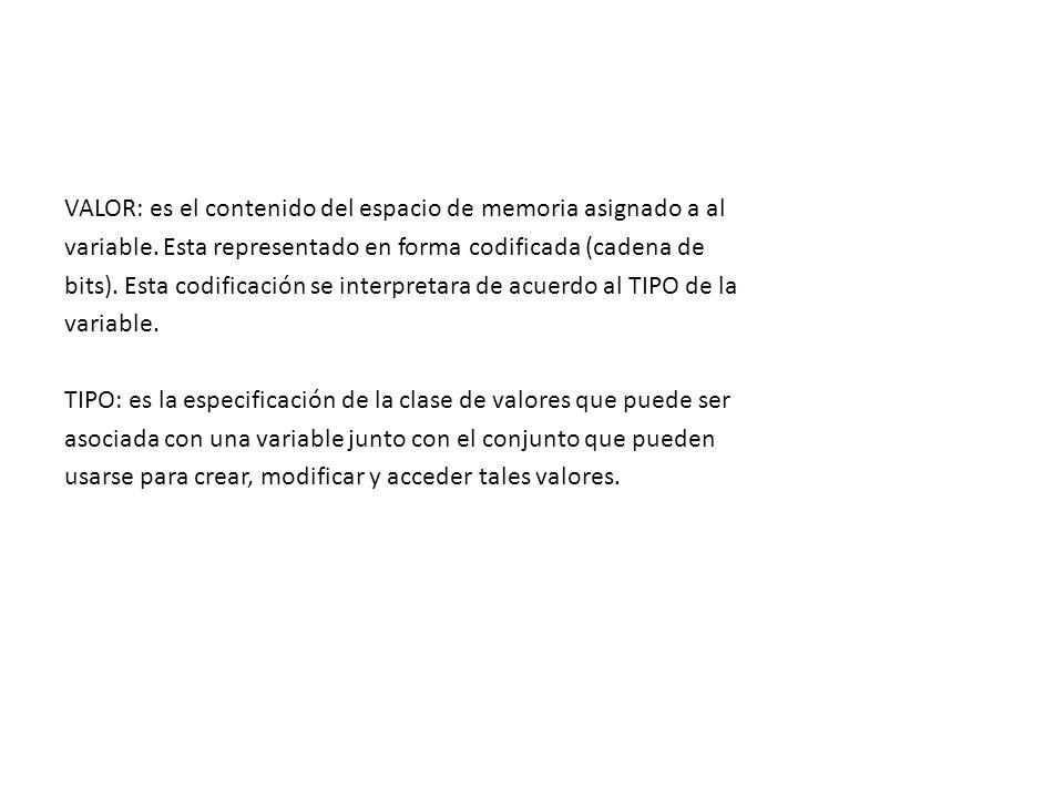 TIPOS PREDEFINIDOS BOOLEAN: valores posibles(TRUE, FALSE).