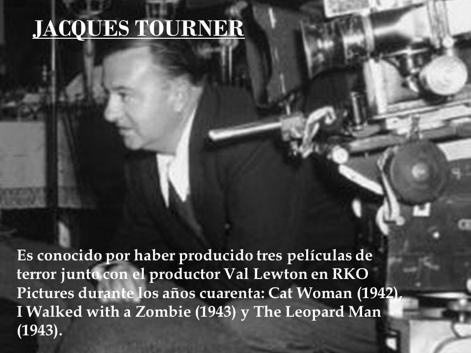 Es conocido por haber producido tres películas de terror junto con el productor Val Lewton en RKO Pictures durante los años cuarenta: Cat Woman (1942), I Walked with a Zombie (1943) y The Leopard Man (1943).