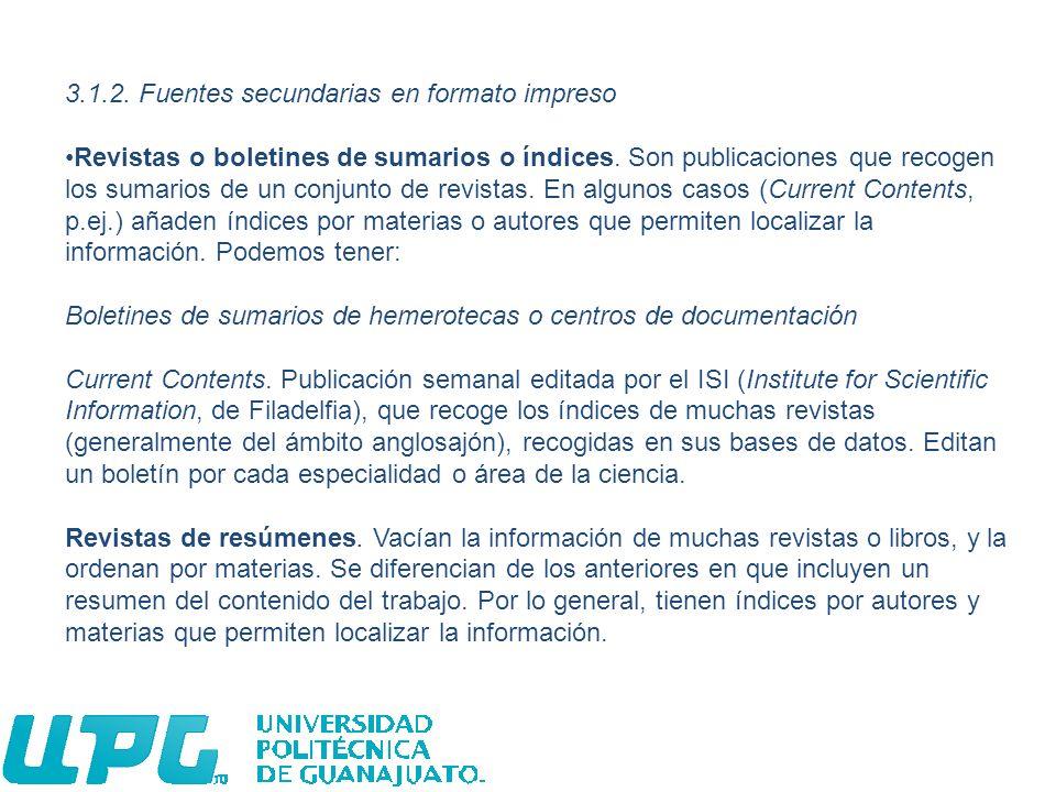 3.2.Documentación bibliográfica sobre Ingeniería agroindustrial en la web 3.2.1.