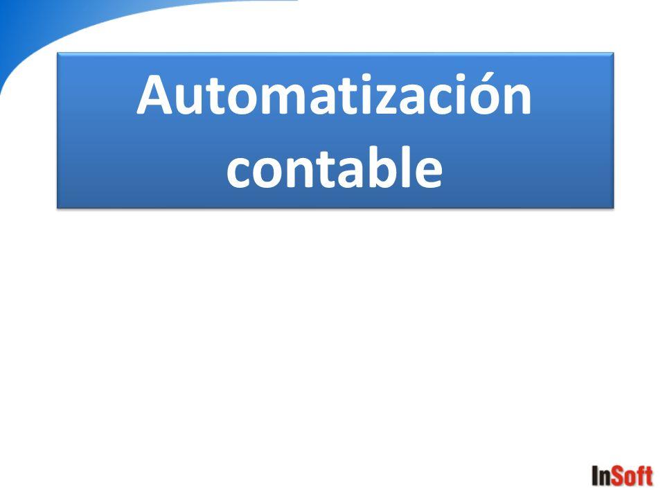 Automatización contable