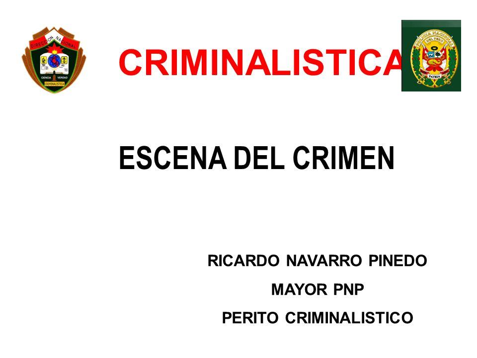 CLASIFICACION DE LA ESCENA DEL CRIMEN ESTA SE CLASIFICA DE ACUERDO A SUS CARACTERÍSTICAS Y TIPO DE LUGAR : 1.DE ACUERDO A SUS CARACTERISTICAS TIPICOS: ESCENA LIMITADA ATIPICOS: A.LUGAR DE LOS HECHOS (PRIMARIO).