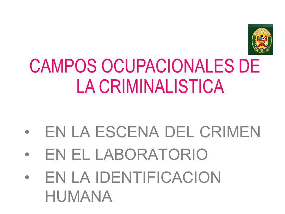 IMPORTANCIA LA CRIMINALISTICA ES IMPORTANTE POR QUE TECNICA Y CIENTIFICAMENTE NOS PERMITE ENCONTRAR LA VERDAD POLICIALMENTE AYUDA A RESPONDER LAS INTE