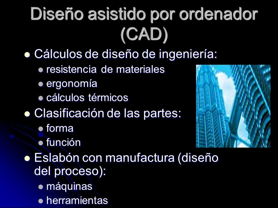 Diseño asistido por ordenador (CAD) Cálculos de diseño de ingeniería: Cálculos de diseño de ingeniería: resistencia de materiales resistencia de mater