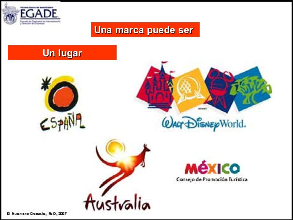 Denominación de marca por líneas de productos.
