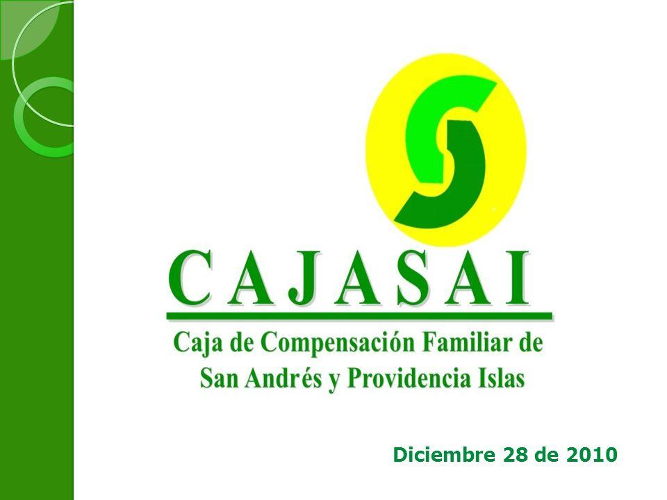 INFORME DE GESTION PRIMER SEMESTRE DEL 2010 PRESUPUESTO DE INGRESOS Y EGRESOS VIGENCIA 2011 CAJASAI