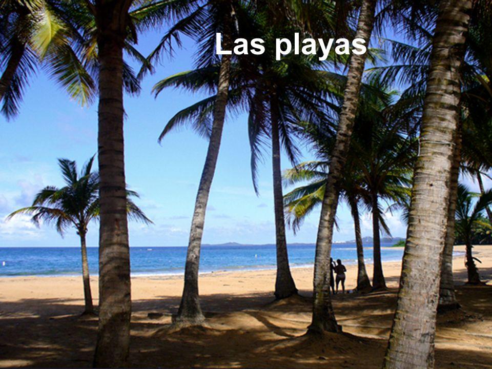 Las playas