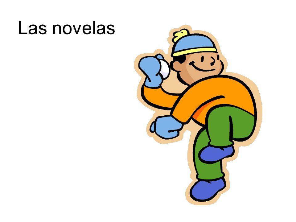 Las novelas