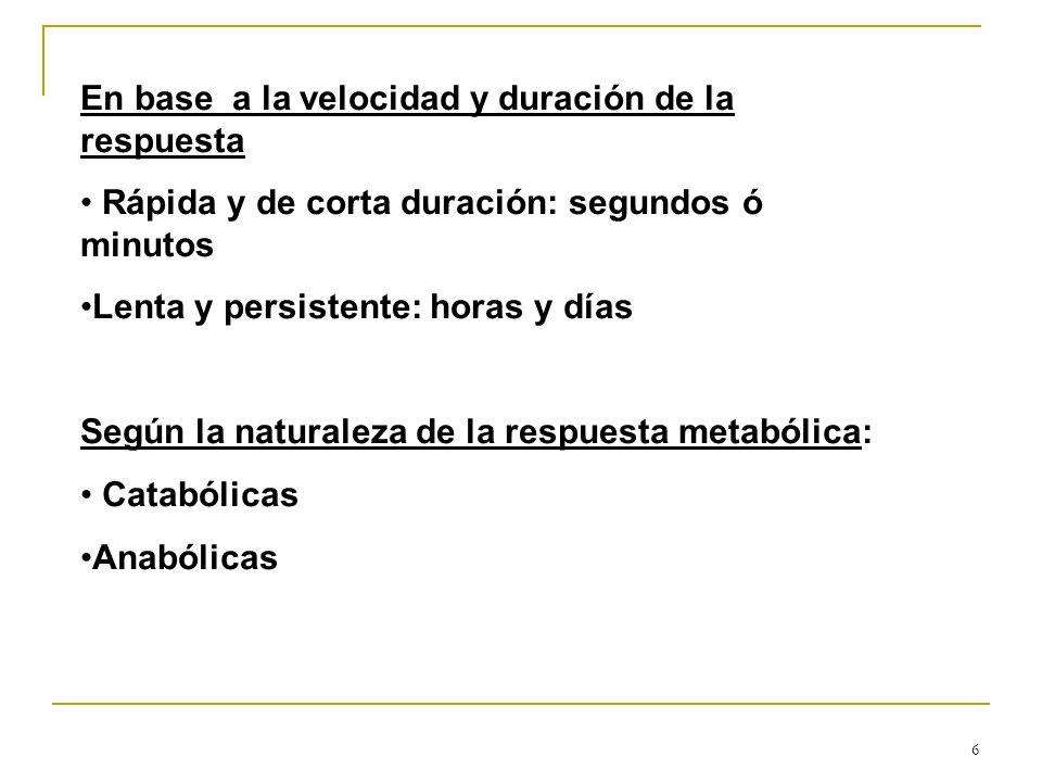 7 FUNCIÓN MANTENIMIENTO DE LA HOMEOSTASIS DEL MEDIO EXRACELULAR E INTRACELULAR, FUNCIONALIDAD Y CRECIMIENTO REGULACIÓN DE: o METABOLISMO HIDROELECTROLÍTICO oGLUCÍDICO oLIPÍDICO oPROTEICO PRODUCCIÓN, USO, ALMACENAMIENTO DE ENERGÍA (insulina, glucagón, somatostatina) RESPUESTA A SITUACIONES DE EMERGENCIA FUNCIÓN REPRODUCTIVA GENERAL
