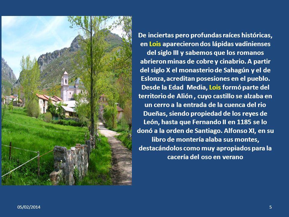 El pueblo está situado en un hondo circuito de peñas de la laberíntica montaña leonesa del alto Esla, en la cuenca del rio Dueñas, rodeado de cumbres