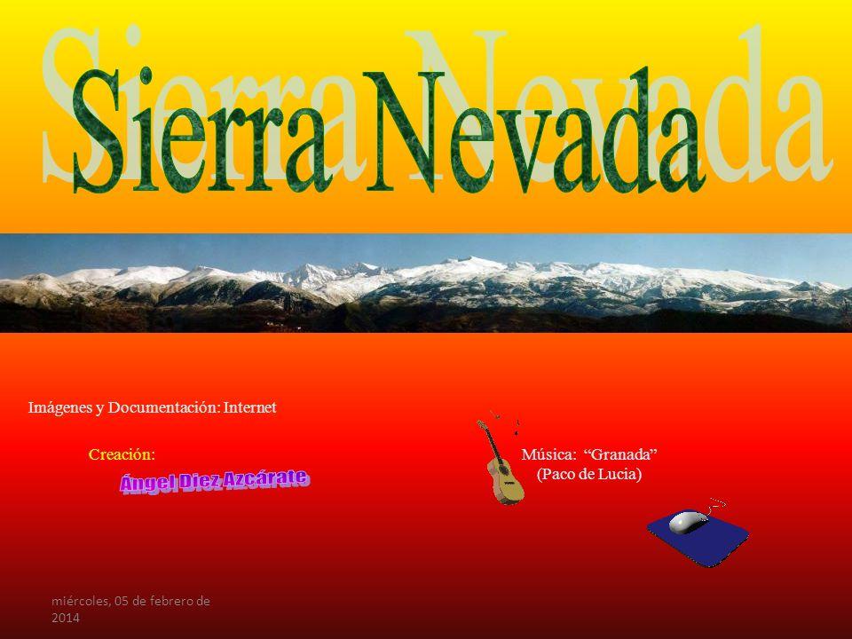 Laguna del Caballo y refugio del mismo nombre a 2.820 metros de altitud