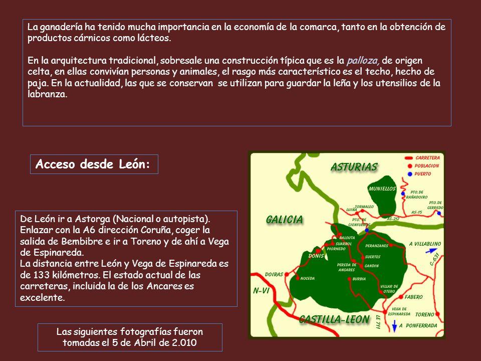 La comarca tradicional del Valle de Ancares se sitúa al noroeste de la provincia de León, en la comarca del Bierzo. Formado por el municipio de Candín