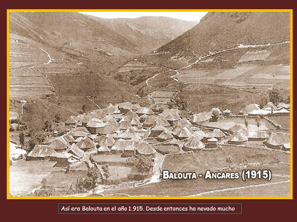 Comida en el Centro de Turismo rural Miravalles de Balouta, regentado por la familia Barrero Fernández de exquisita amabilidad. Teléfonos: 987 68 99 8