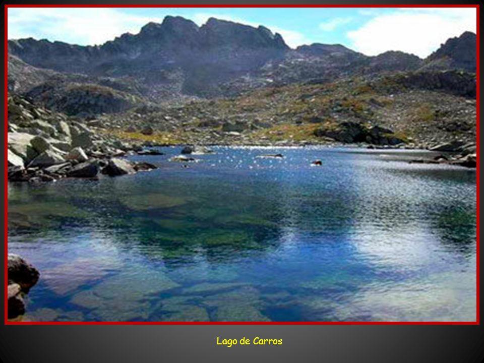 Lago de Contraix