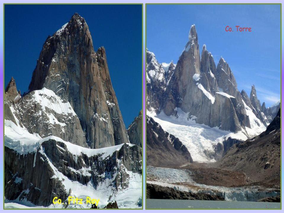 Entre los diversos atractivos naturales que se ubican en las cercanías de esta pequeña ciudad de montaña, cabe mencionar, además del cerro Chaltén (o
