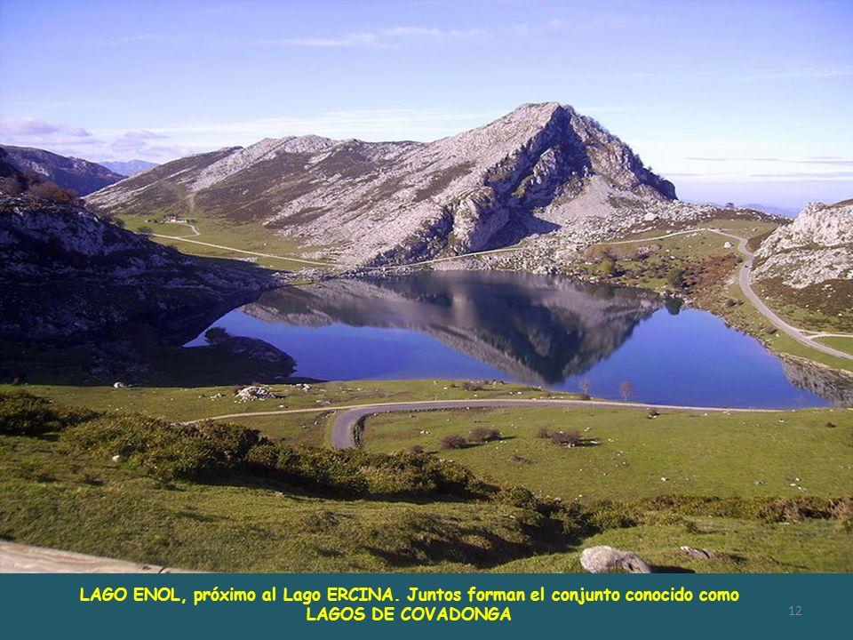 Santuario de NUESTRA SEÑORA DE COVADONGA, de enorme significado para los Asturianos 11