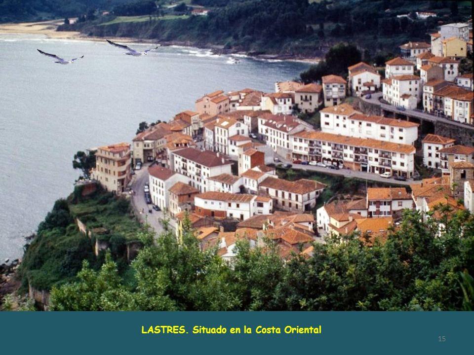 En los picos de Europa, se encuentra la Garganta del Rio Cares, senda (1,5m de ancho) de 12 Km. Que une Poncebos (Asturias) con Caín (León). Se la con